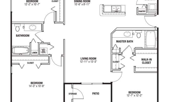 Big Great Room House Plans Home Deco