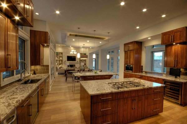 Big Kitchen Design Ideas Home Lover