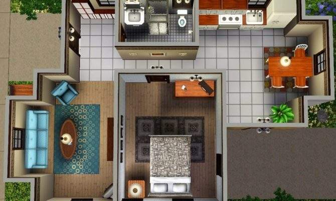Blueprint House Sims Best Home Layouts