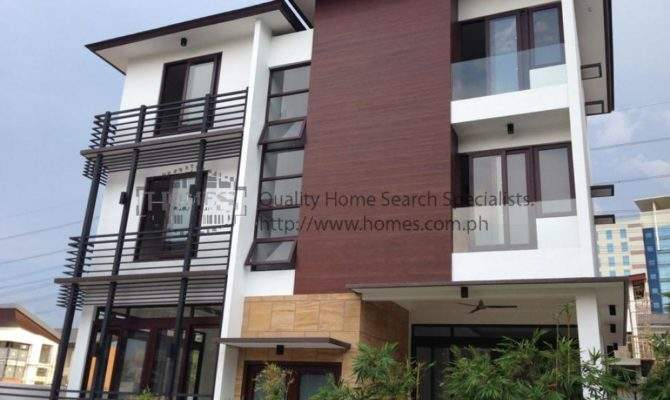 Brand New Modern Storey House Lot Rent Lease
