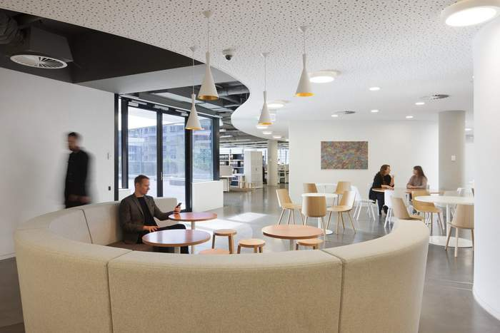 Brookfield Multiplex Melbourne Offices Office Snapshots
