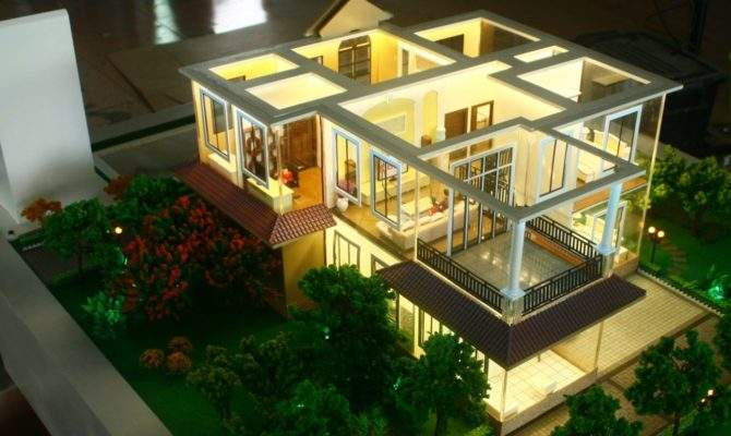 Build Miniature Model House Best Design