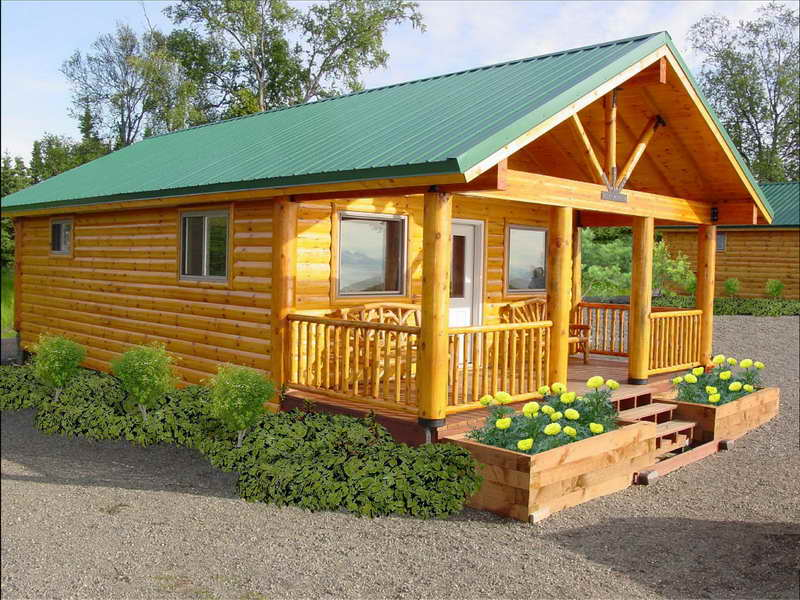 Build Small Log Cabin Kits Architecture Awesome