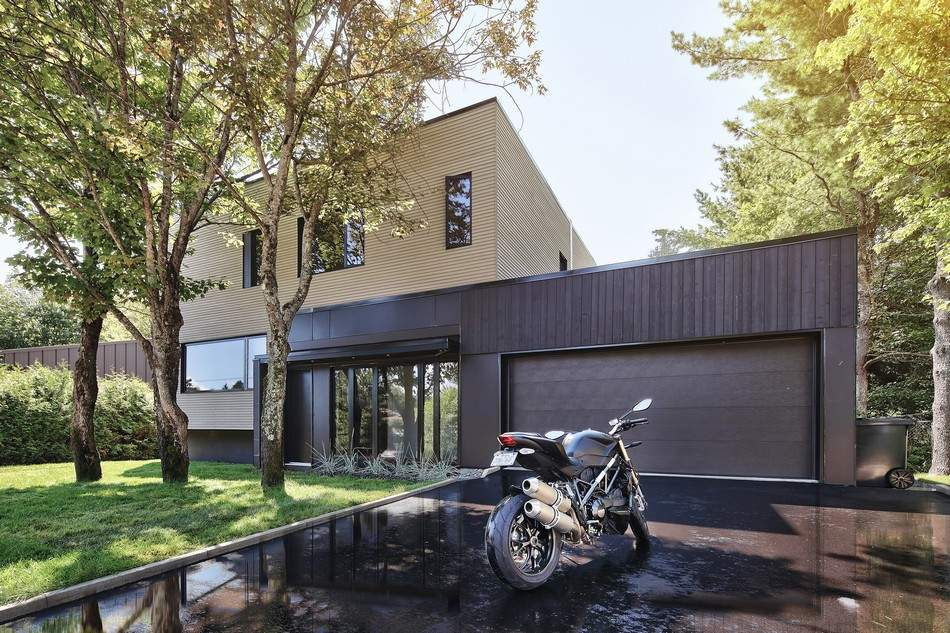 Bungalow Makeover Bec Large Openings Lausanne House