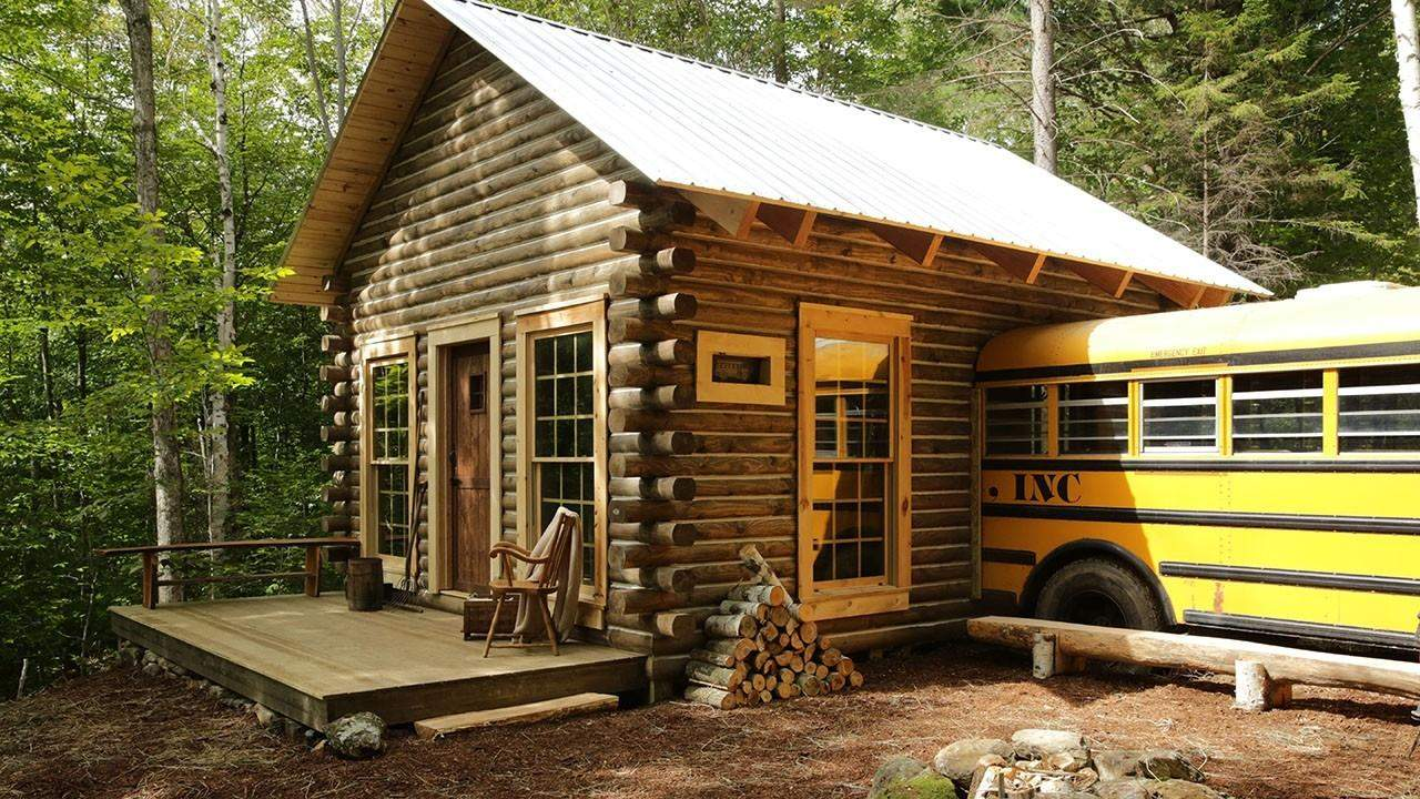 Cabin Kings Photos Building Wild National Geographic