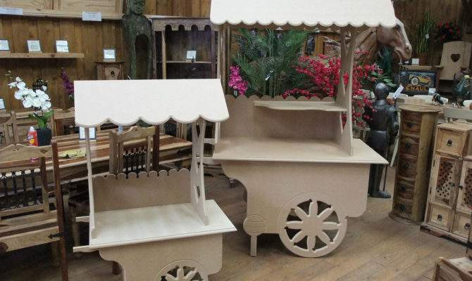 Candy Carts Wedding Cart Sweet Christening