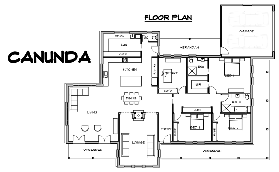 Canunda Home Design Energy Efficient House Plans Green Homes
