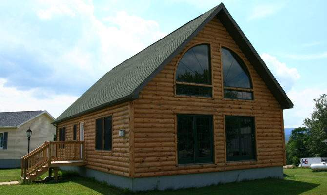 Cape Chalet Model Kintner Modular Homes Inc Nepa