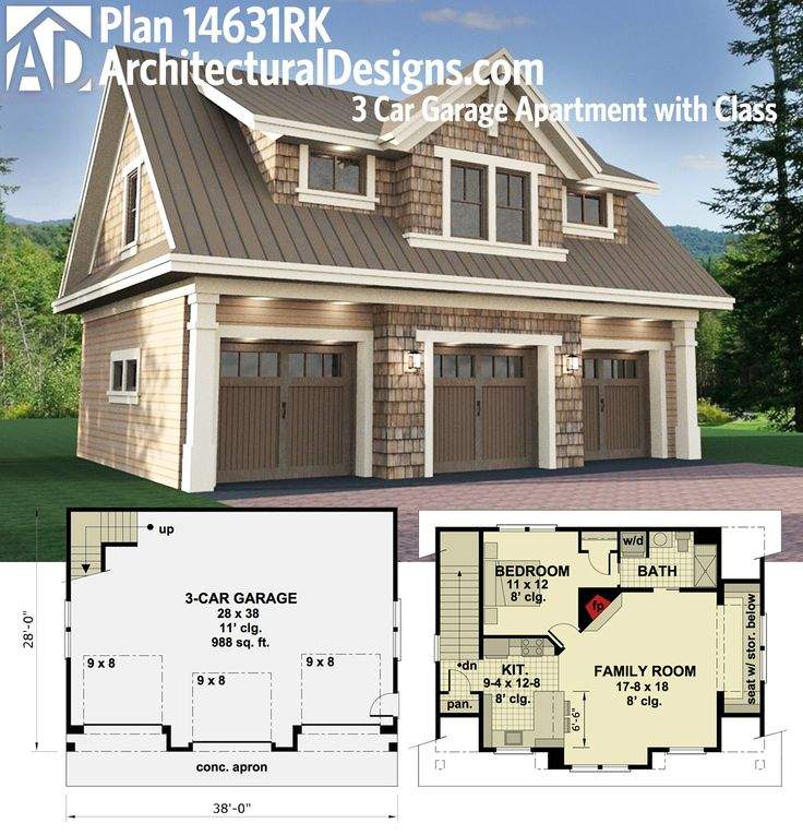 Car Carriage House Plans Home Deco