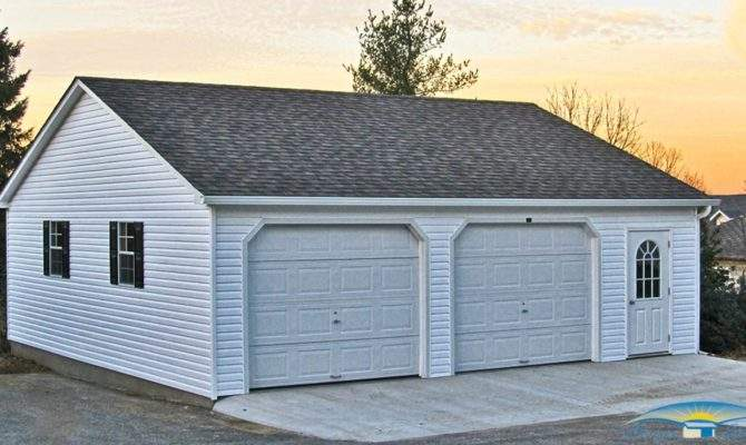 Car Garages Built Horizon Structures