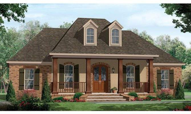 Case Etaj Veranda One Story House Plans Porch