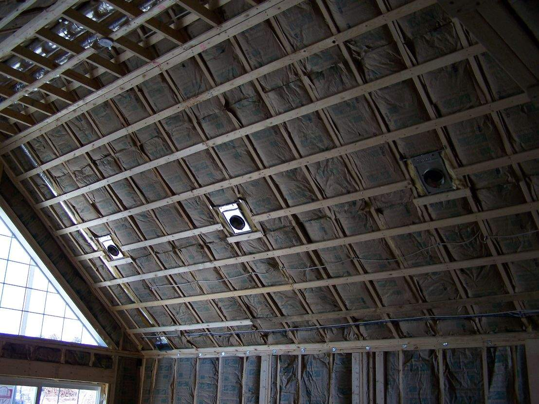 Cathedral Ceiling Definition