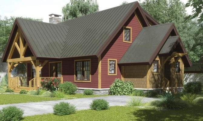 Cedarsprings Timber Frame Cape Cod Style Homes House Plans