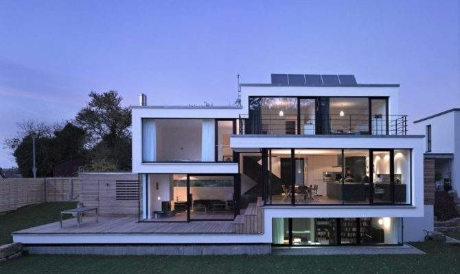 Challenging Project Architects House Zochental Aalen