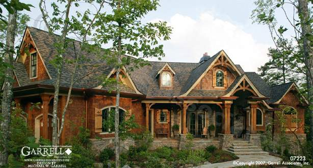 Chestatee River Cottage House Plan Active Adult Plans