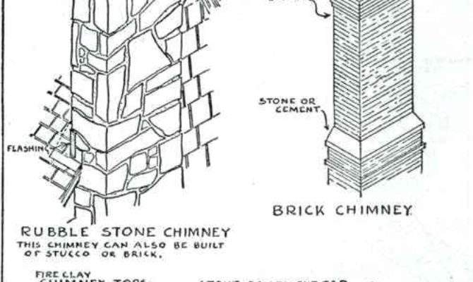 Chimney Construction Out Paper