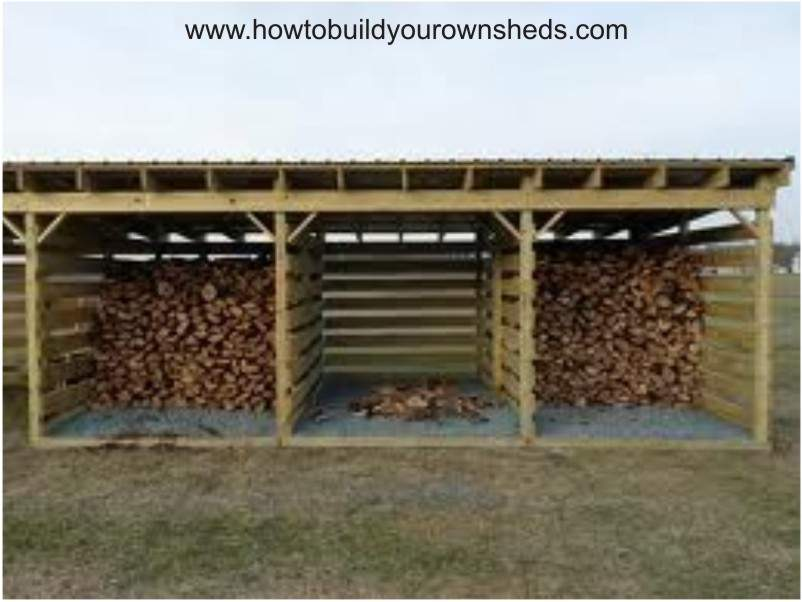 Choose Perfect Wooden Shed Building Plan Blueprints