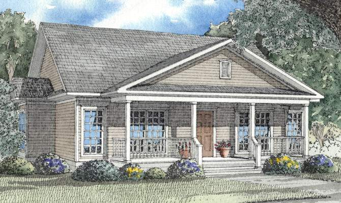 Classic Southern Charm Architectural Designs