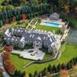 Cnbc Goes Inside Million Stone Mansion Pricey Pads