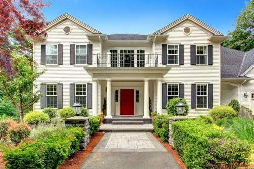 Colonial Homes American Dream Builders Fans Zillow