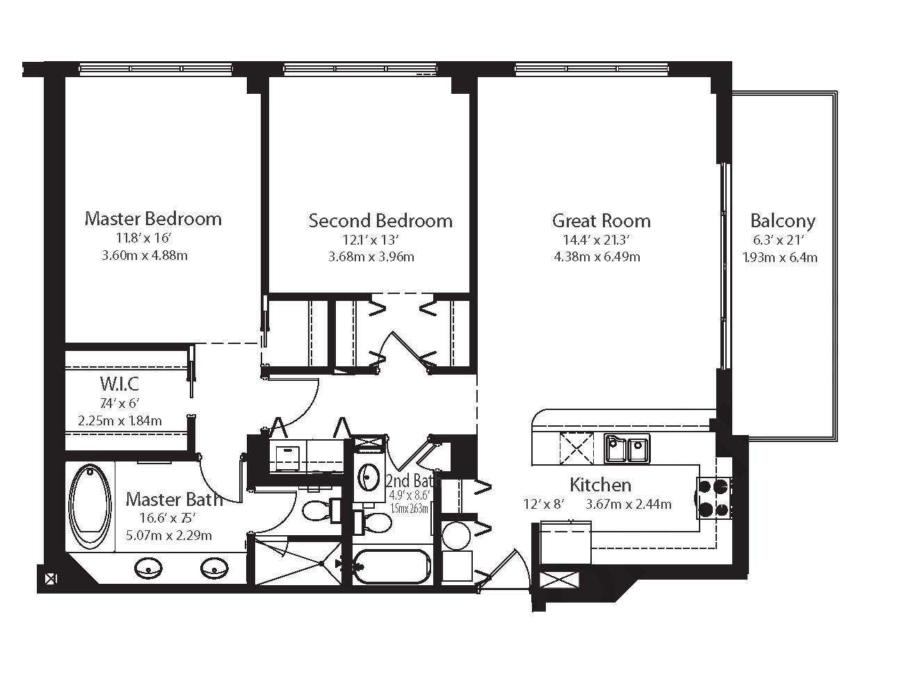 Condo House Plans Smalltowndjs