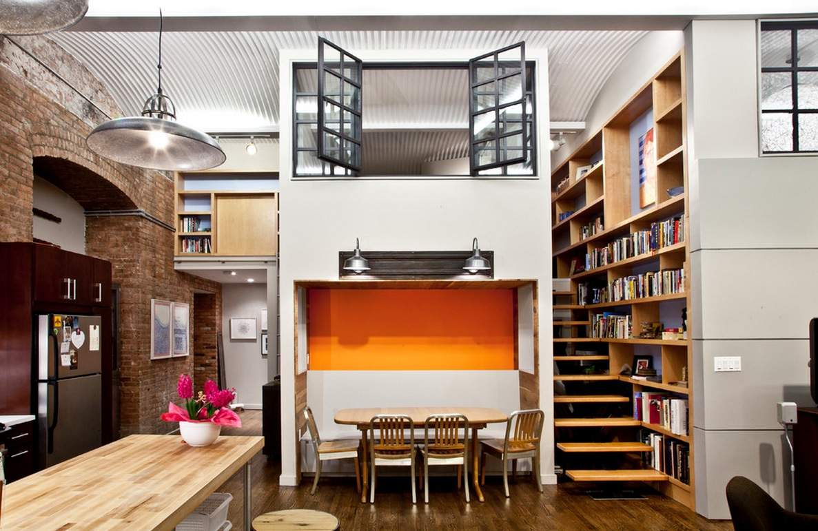 Consider Bringing Urban Loft Style Into Your Home