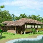 Contemporary Traditional Tropical Home Designs Wooden Beach House