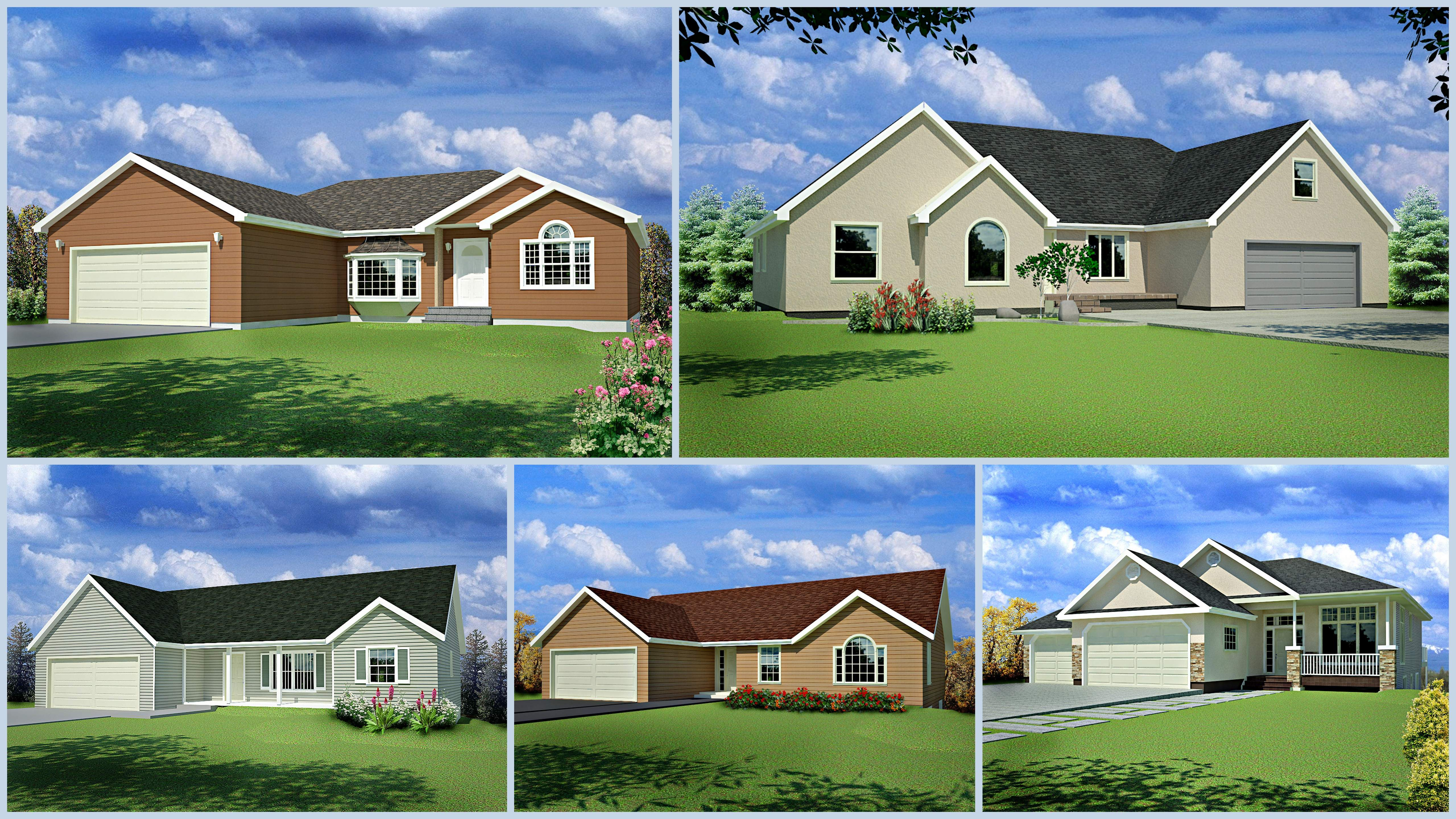 Contractor House Plans Dvd Autocad Dwg Pdf
