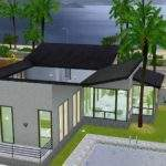 Cool House Plans Sims Homes Floor