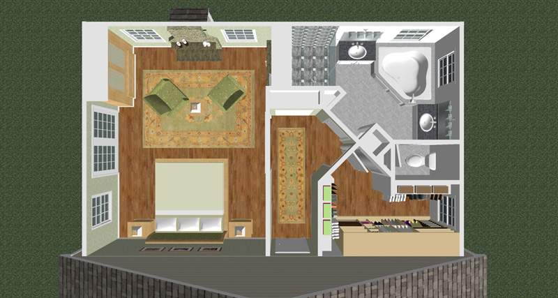Cost Value Project Master Suite Addition Upscale