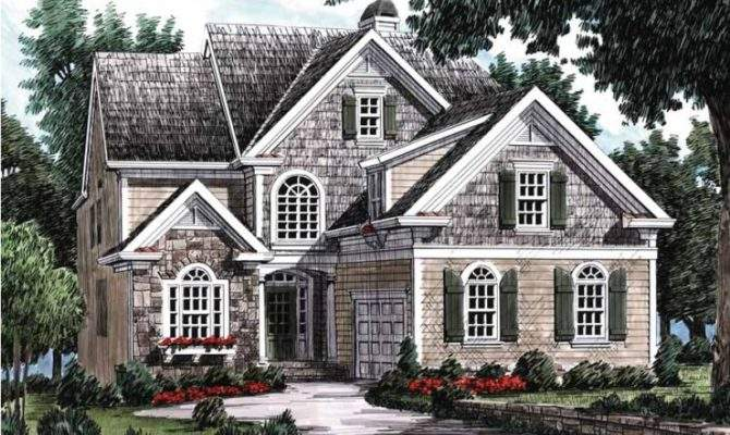 Country House Plan Two Story Room Square Feet
