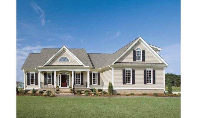 Country House Plans One Story Homes Rustic