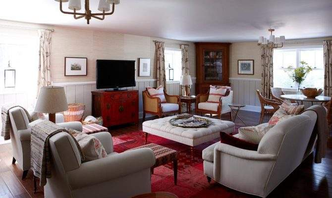 Country Living Residence Room