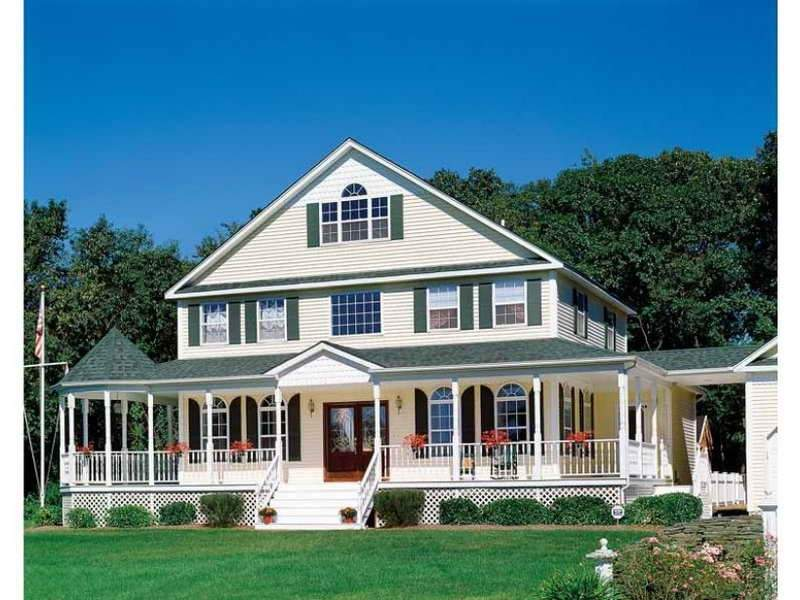 Country Ranch Style Homes Home Floor Plans House