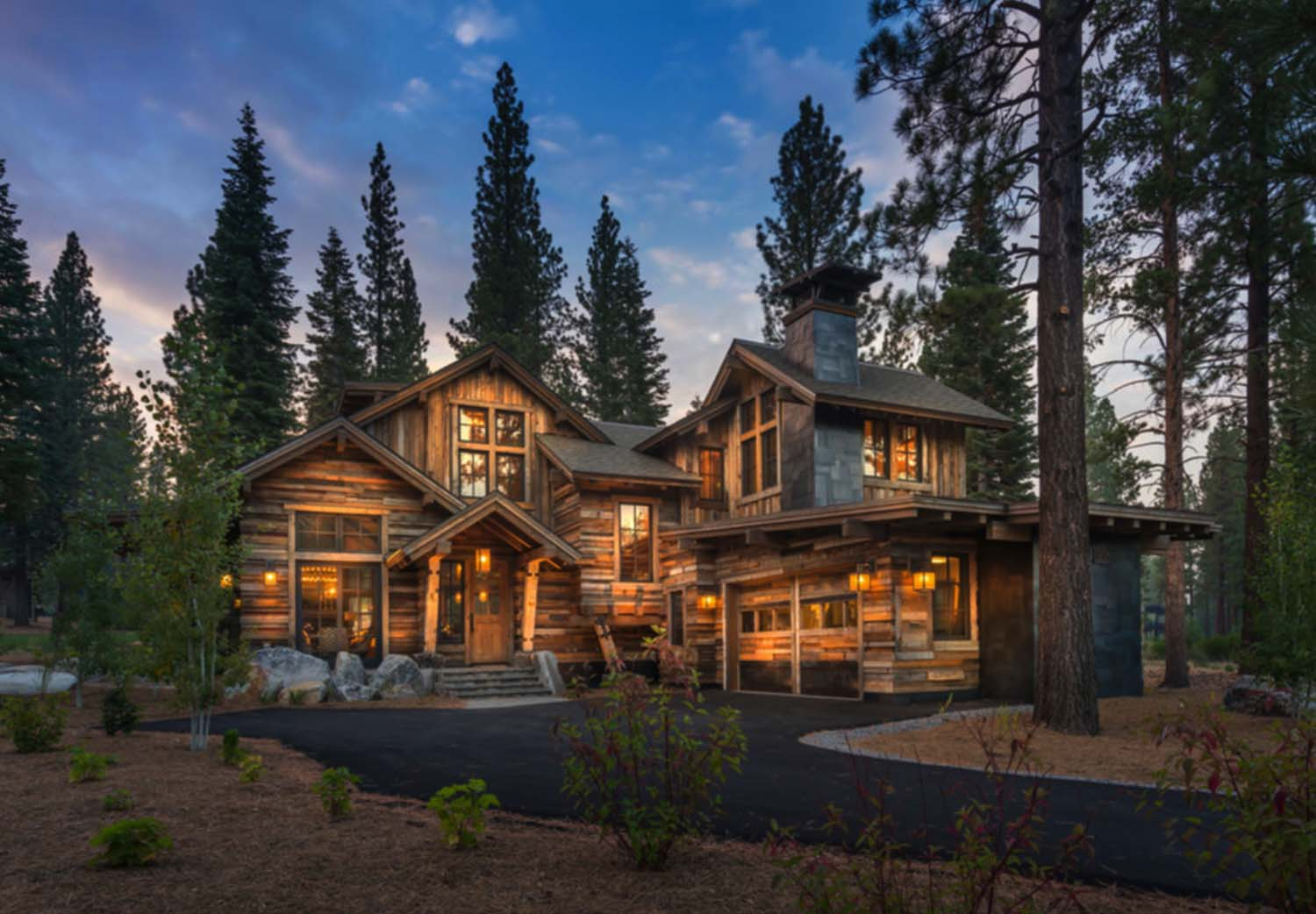 Cozy Mountain Style Cabin Getaway Martis Camp California