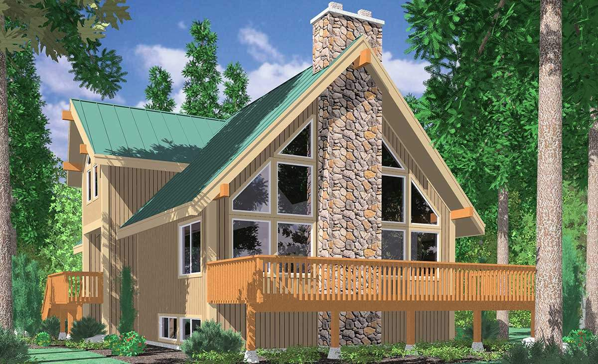 Craftsman Beach Cottage House Plans Home Design