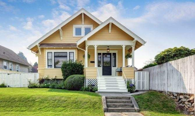 Craftsman Bungalow Cute Home Once Sold