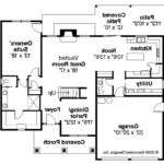 Craftsman House Plans Brightwood Associated Designs