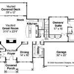 Craftsman House Plans Pacifica Associated Designs