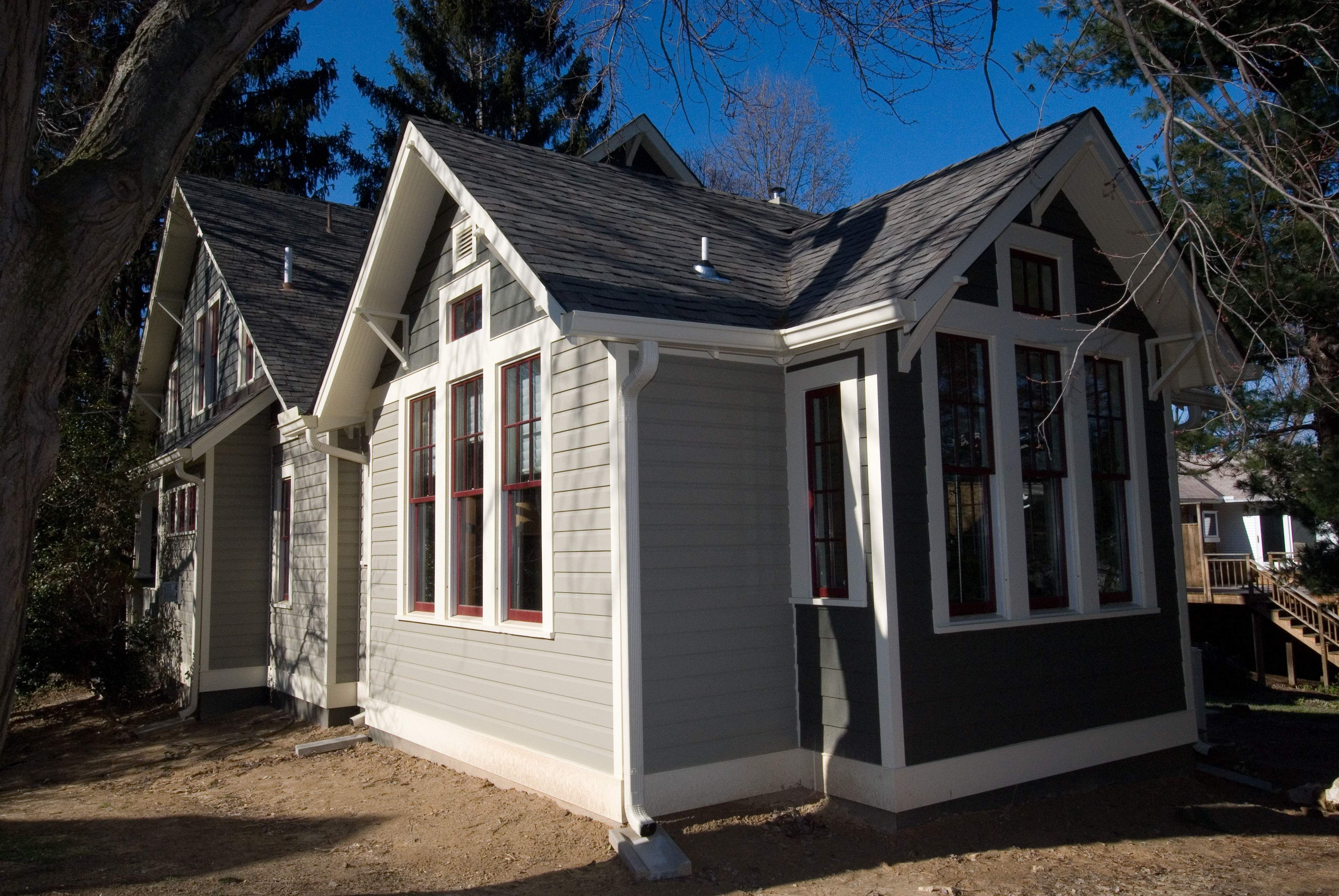 Craftsman Style Bungalow Remodel Old Dominion