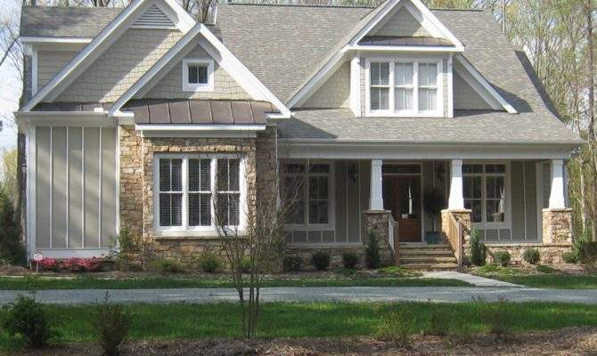 Craftsman Style House Plans New Homes