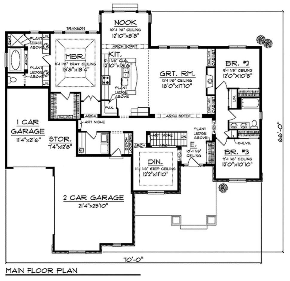 Craftsman Style House Plans One Story Inspirational Baby