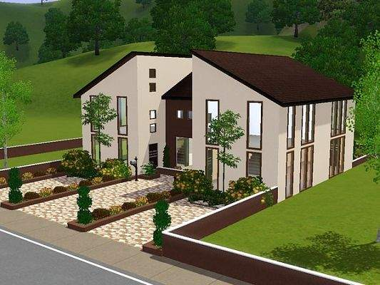 Creating Home All Sims
