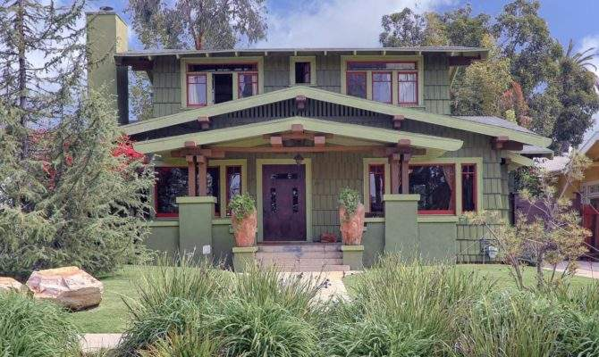 Curb Appeal Tips Craftsman Style Homes Hgtv