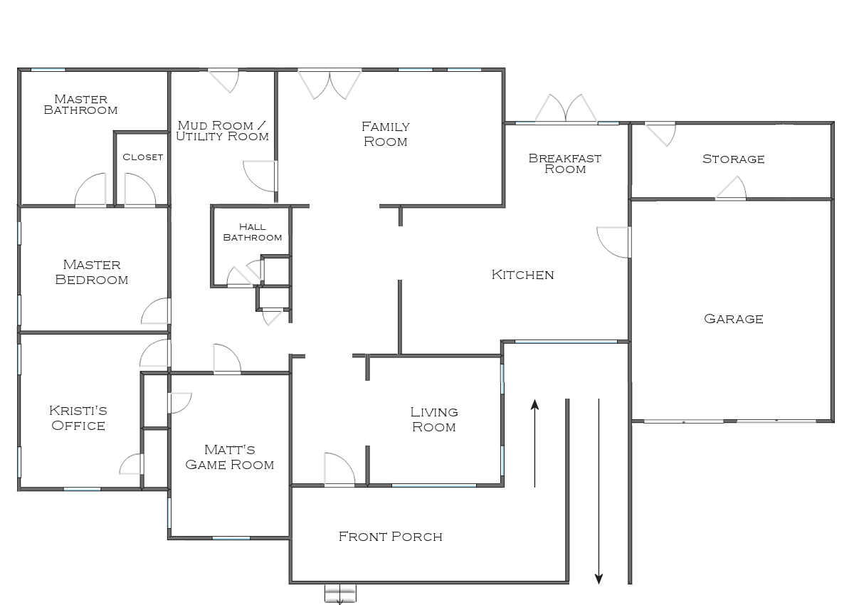 Current Future House Floor Plans But Could Your