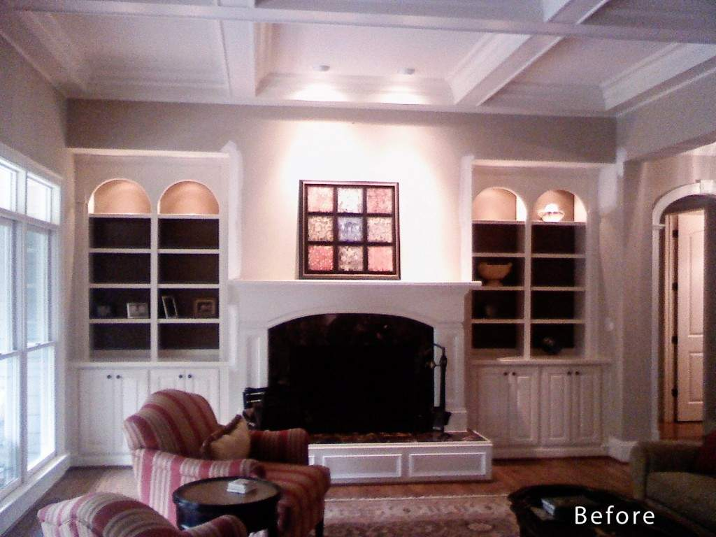 Current Projects Living Room Classic Southern