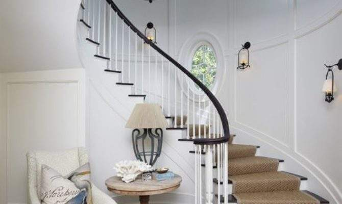 Curved Staircase Houzz