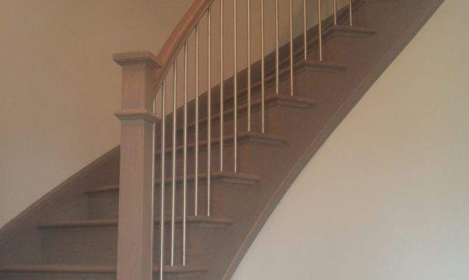 Curved Staircase Packages Designed Stairs