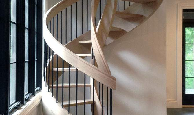 Curved Stairs Design Construction Artistic