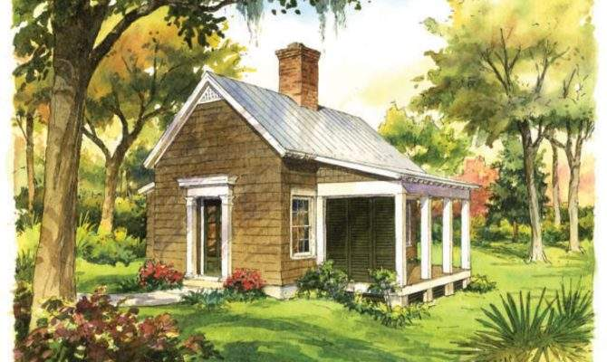 Cute Small Cottage House Plans